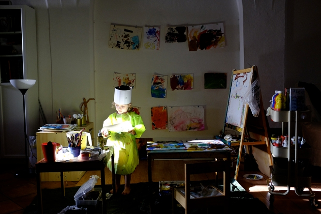 Magical Child Artist Studio Space and Gallery