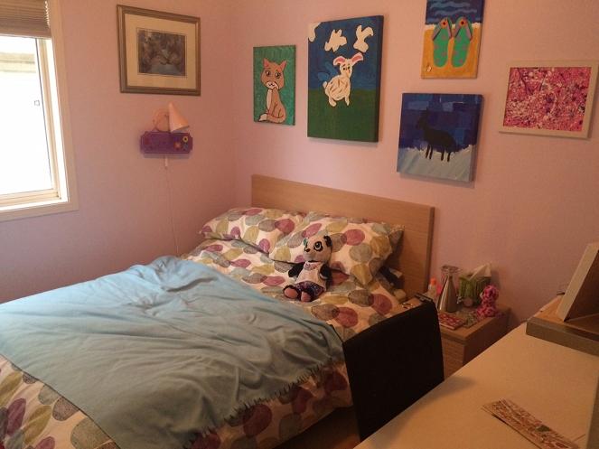Boy Room Feng Shui Green Photo by Karen Rauch Carter